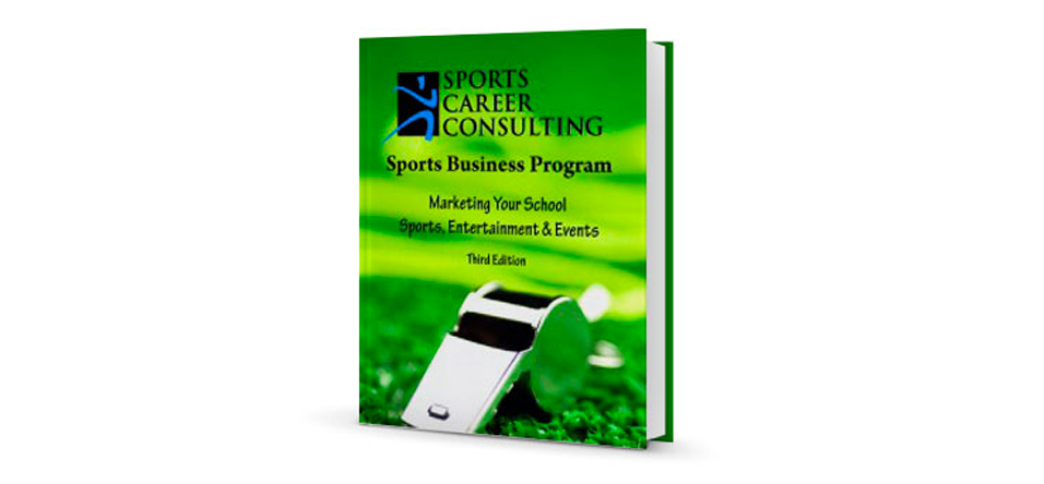 Sports Business Program book