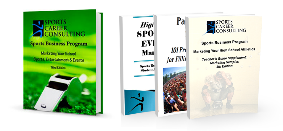 Sports Business Program books